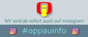 Oppau Info ist nun auf Instagram