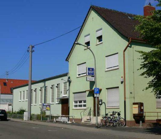 Athletenhalle VfSK Vereinsheim