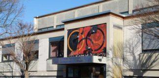 Oppau Jahn-Straße Pfälzer Turnzentrum (PTZ)