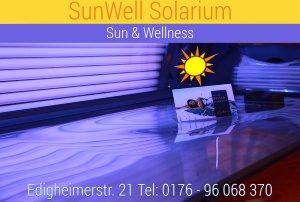 Sonne ist Leben - Sonnenstudio Sunwell