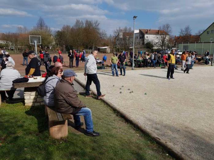 vfsk-bouler, 10. Stadtmeisterschaft Foto:Horst Hein