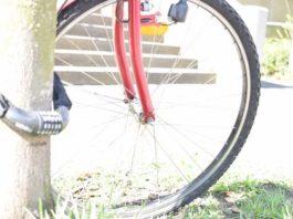 Ein Fahrrad lässt sich schon mit einfachen Maßnahmen vor Diebstahl schützen