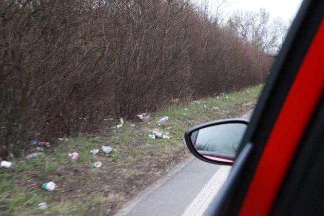 Müll, Müll und überall Müll