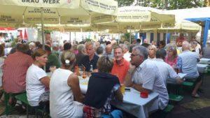 Grillfest des 1. TTC Oppau e.V. @ Hof der Goethe-Mozart-Schule  | Ludwigshafen am Rhein | Rheinland-Pfalz | Deutschland