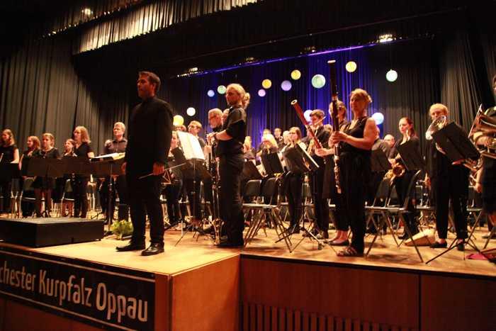 Ein tolles Konzert - Das Publikum und wir, waren restlos begeistert