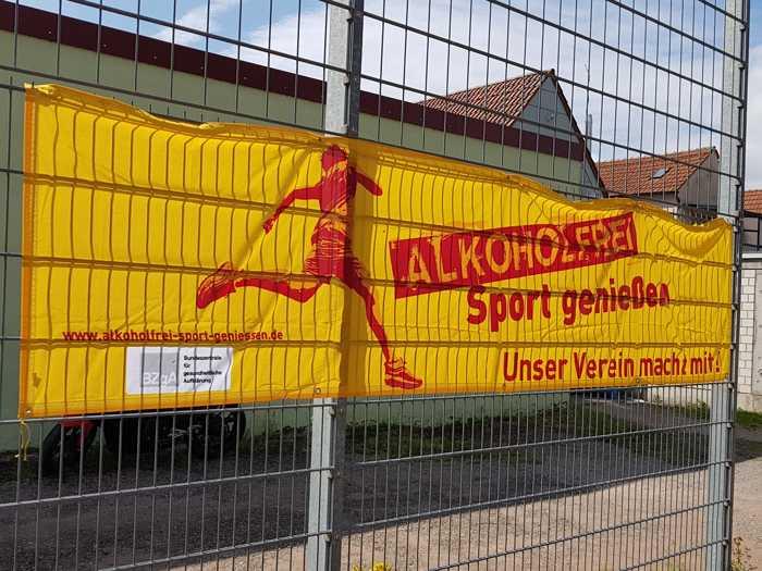 "Aktion ""Alkoholfrei Sport genießen"""