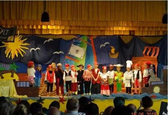 Abschlussfest der KiTa St. Albert