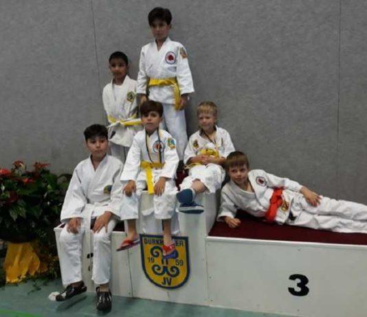 Die erfolgreichen Judoka vom JCI