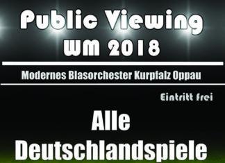 Public Viewing mit dem MBO - Alle Spiele der deutschen Mannschaft