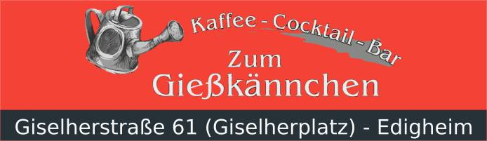 Banner Gießkännchen Edigheim
