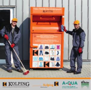 Kolping-kleider-container Quelle: Flyer Kolping