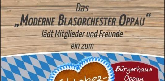 Plakat Oktoberfest MBO 2018