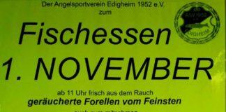 Am 1. November ist es wieder soweit