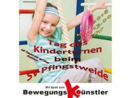 Tag des Kinderturnens