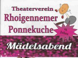 Unterhaltung garantiert - Der Theaterverein gastiert in Oppau