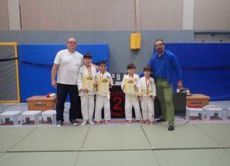 Hopser-Turnier in Landau - Judoka vom JCI erfolgreich