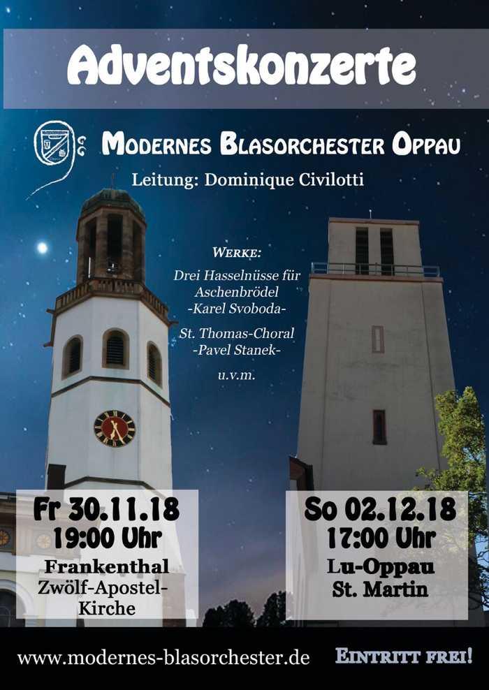 Plakat Kirchenkonzert - Quelle: MBO