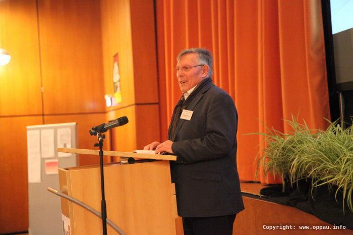 Auch er kämpfte für den Erhalt des Hauses - Udo Scheuermann - Ortsvorsteher