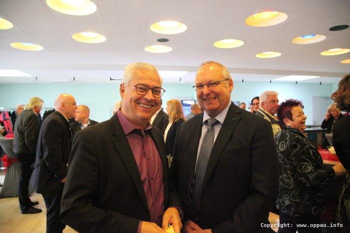 Joannis Chorosis und Klaus Müller