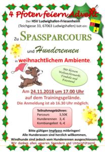 Friesenheim: Weihnachtsfeier mit Weihnachtsmarkt @ HSV Ludwigshafen Friesenheim | Ludwigshafen am Rhein | Rheinland-Pfalz | Deutschland