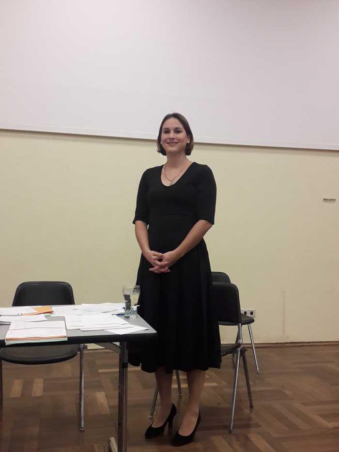 Rebecca Wild - Kandidatin für die CDU