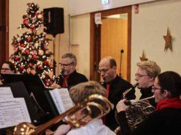 Weihnachtsfeier des MBO - Foto: Sabine Köstlmaier