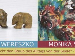 Doris Wereszko Monika Stay - Vernissage im Museum in Oppau