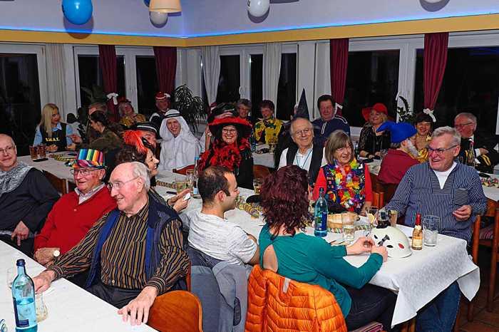 Gelungener 100-jähriger Jubiläumsauftakt bei der DJK-Oppau - Foto: DJK