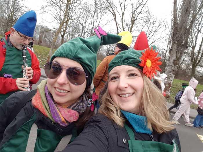 Macht mit bei der MBO-Marschgruppe am Stadtteil-Umzug! Die Kurpfalz Oppau freut sich auf viele Teilnehmer zu dieser gemeinsamen Spaß-Aktion. Anmeldungen unter vorsitzende@kurpfalz-oppau.de Foto: MBO
