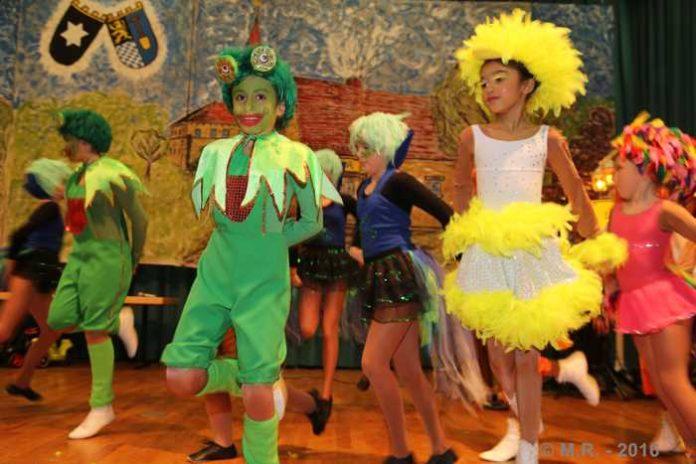 Kindermaskenfest-KG-Eule Quelle: KG Eulen
