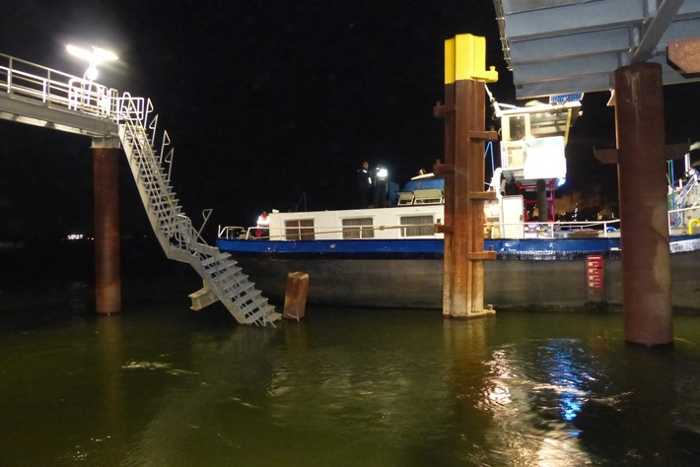 Schiffsunfall