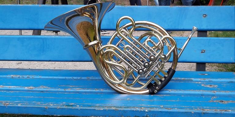 Symbolbild Horn Musik Foto: MBO