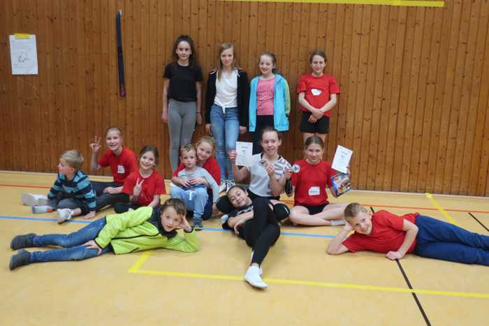 Volleycamp Speyer 2019 - Quelle: VSG Edigheim