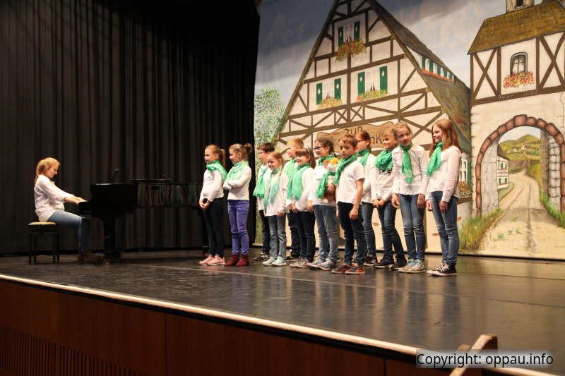 Die Grünschnäbel - Liederkranz 1845 Edigheim