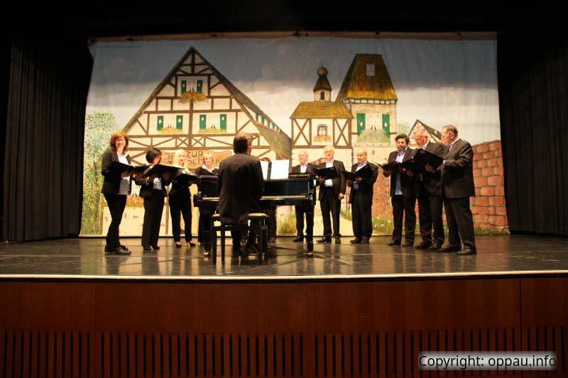 Chor des Orpheus