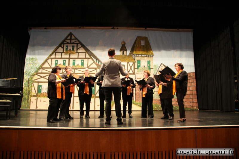 Gemischter Chor - Sängerbund Oppau 1900