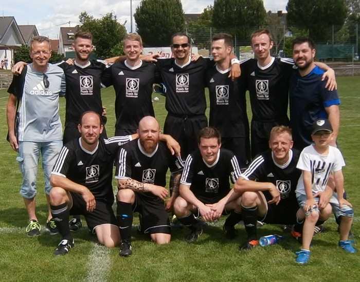 Sieger des GHG-Turniers: SV Ruchheim