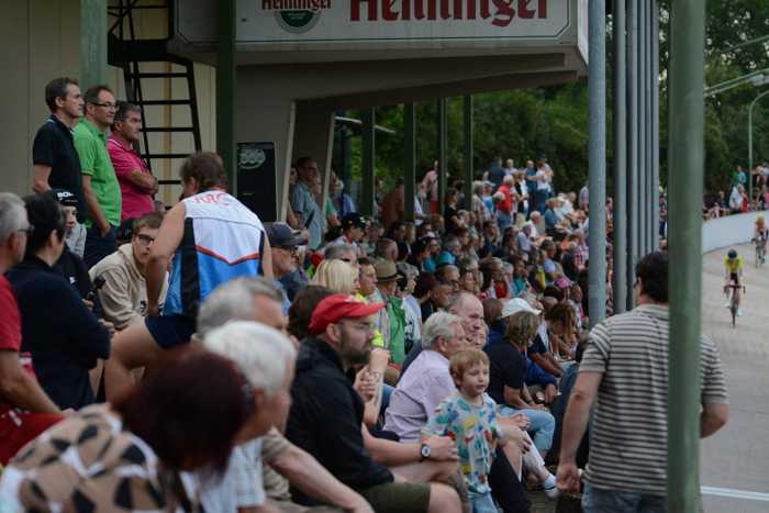 Sixdays Rennen Ludwigshafen - 04 07 2018