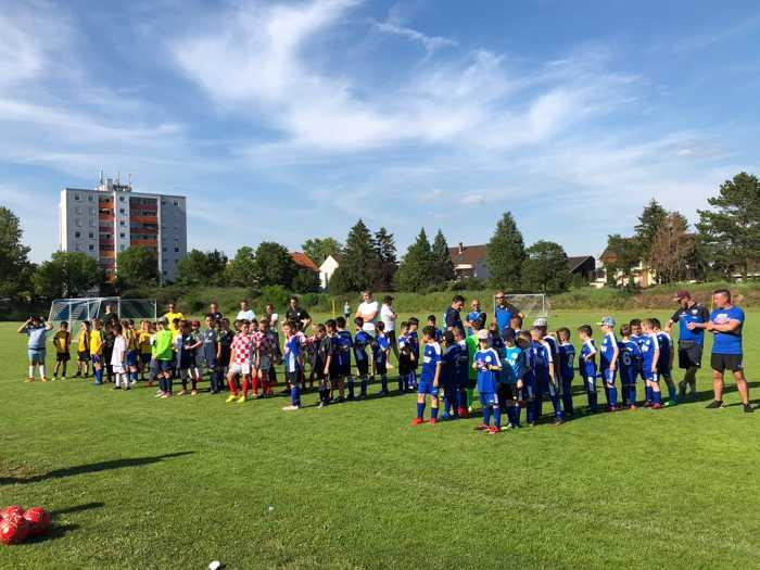 100-jähriges Jugendfußballturnier der DJK-Oppau