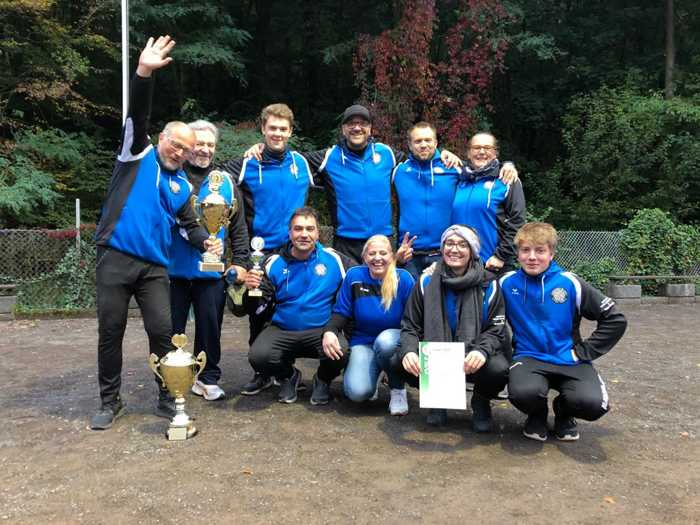Die Pokalsieger aus Oppau dürfen stolz sein