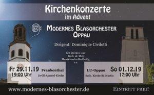 MBO - Kirchenkonzert im Advent - Frankenthal @ Zwölf-Apostel-Kirche