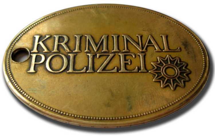Symbolbild Polizei Kripo