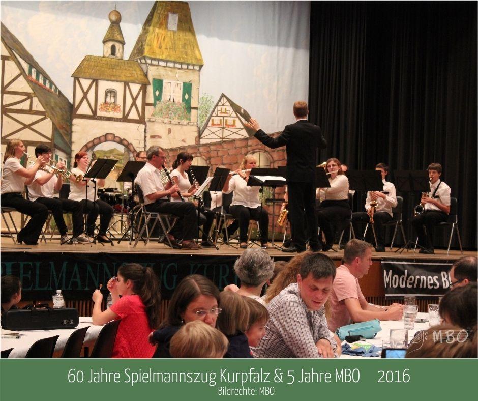 5 Jahre Jubiläum 2016 Bildrechte: MBO