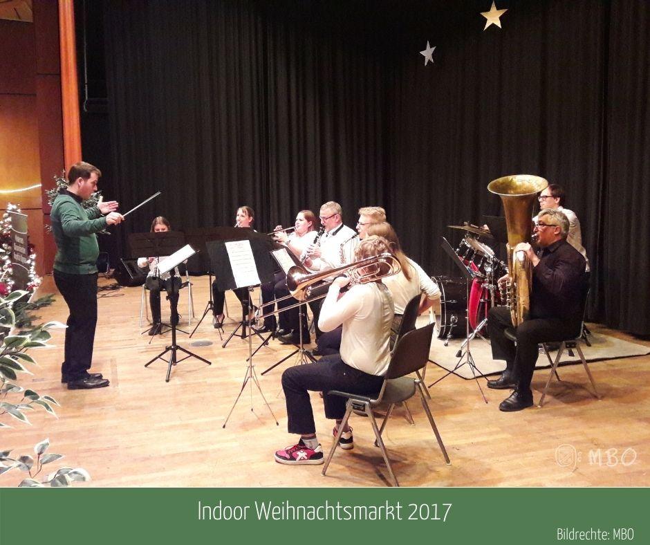 Indoor Weihnachtsmarkt 2017, Bildrechte MBO