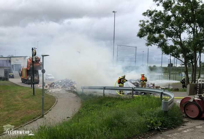 Quelle: Feuerwehr Stadt Frankenthal